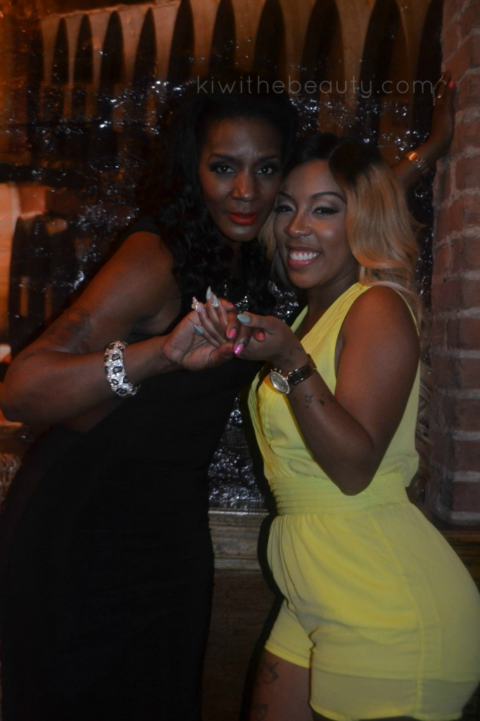 K Michelle And Rasheeda 2013 {Event Recap} K...