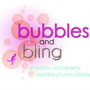 {Event Invitation} Susan B. Komen Presents Bubbles & Bling   featuring Ebony Steele