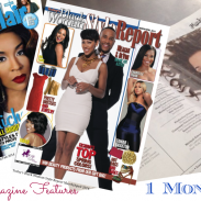 {Big News} My Magazine Ad for Miss Jessie's featured in Hype Hair & Today's Black Woman | Giveaway
