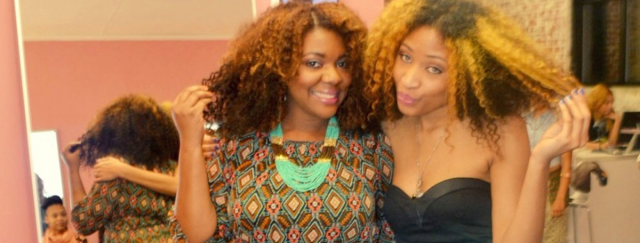 CurlfriendsHow A Natural Girl Can Rock Extensions Wednesday 02 April 2014