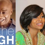 {Exclusive Interview} Taraji P. Henson + Letoya Luckett Talk From the Rough Movie