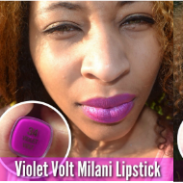 {Kiwi The Beauty Treats} Lip Look Book With Five Milani Colors