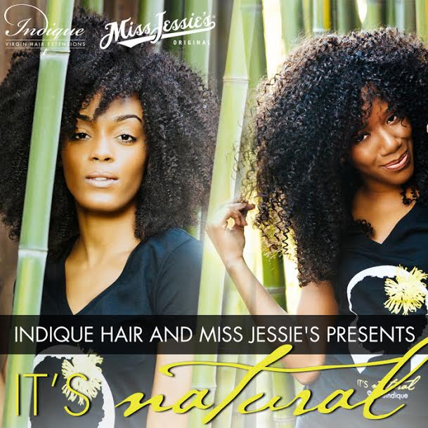 Bigger Coily Curls With Indique Hair Miss Jessies Kiwi The