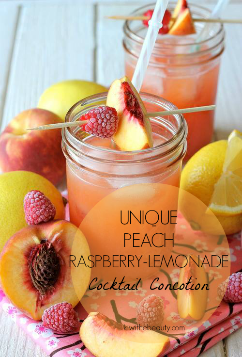 peach-raspberry-lemonade-unqiue-cocktail