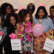 My National Wing Women Weekend #BeautyBash Party | Birchbox + Benefits Cosmetics
