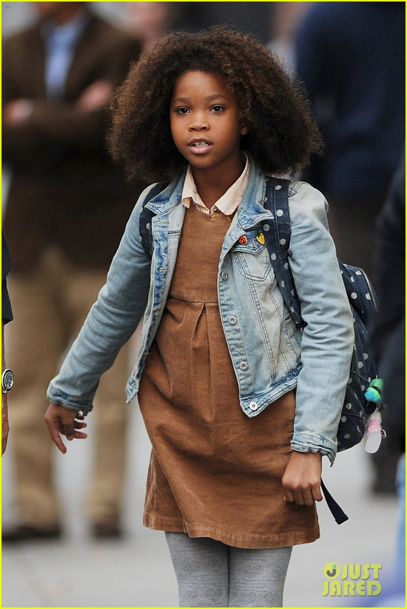 Movie Review Quvenzhan 233 Wallis Shines In New Annie Movie