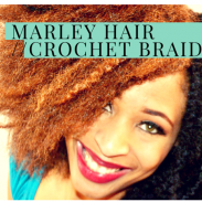 New Year New Hair: Marley Hair aka Crochet Braids