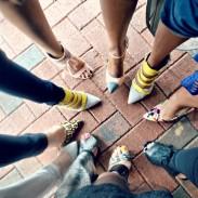 ShoeDazzle ATL Brunch | Whats a Shoefie?