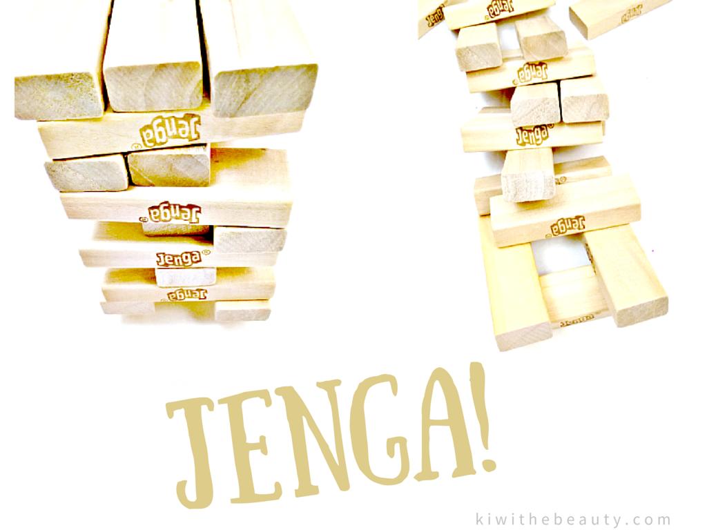 JENGA!