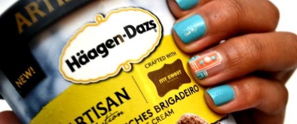HaagenDazs-ArtisanFlavors-Mani-Me-Time-Blog-Kiwi-The-Beauty