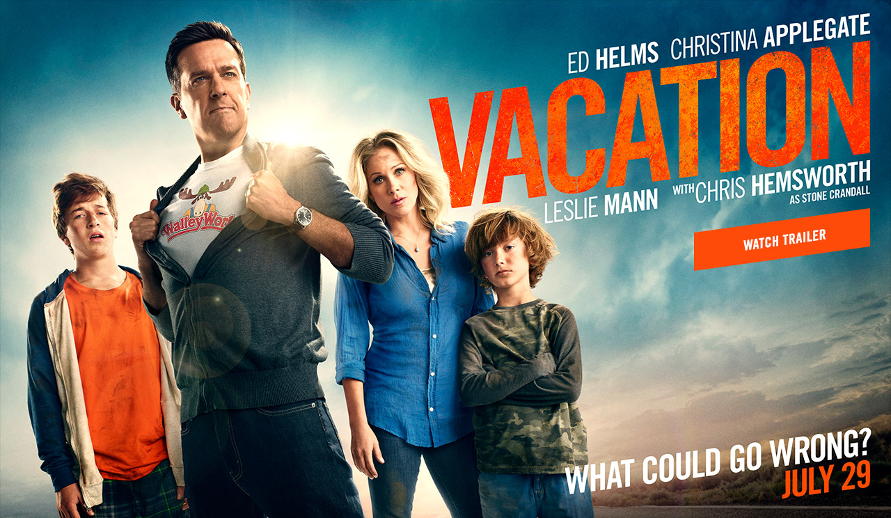 Movie Review Vacation