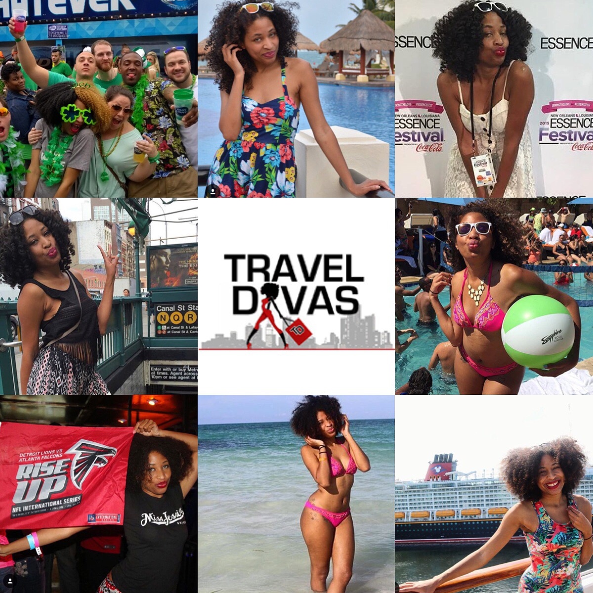 Travel Divas - Kiwi The Beauty