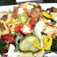 Ruby Tuesday Raises the Garden Bar for Endless Salads! | #SaladSelfie