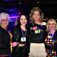 Event Recap   Susan G Komen 80s Bash + Bubbles & Bling