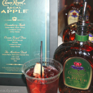 Crown Royal Apple Celebrates Green at the ATL Hawks Game | #CrownApple