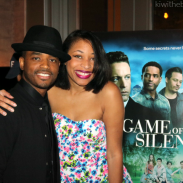 Meet + Greet with Larenz Tate in ATL | NBC's Game of Silence Event