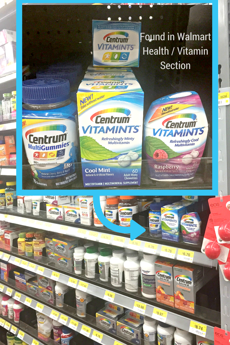 Centrum-Vitamint-MultiGummies-Walmart