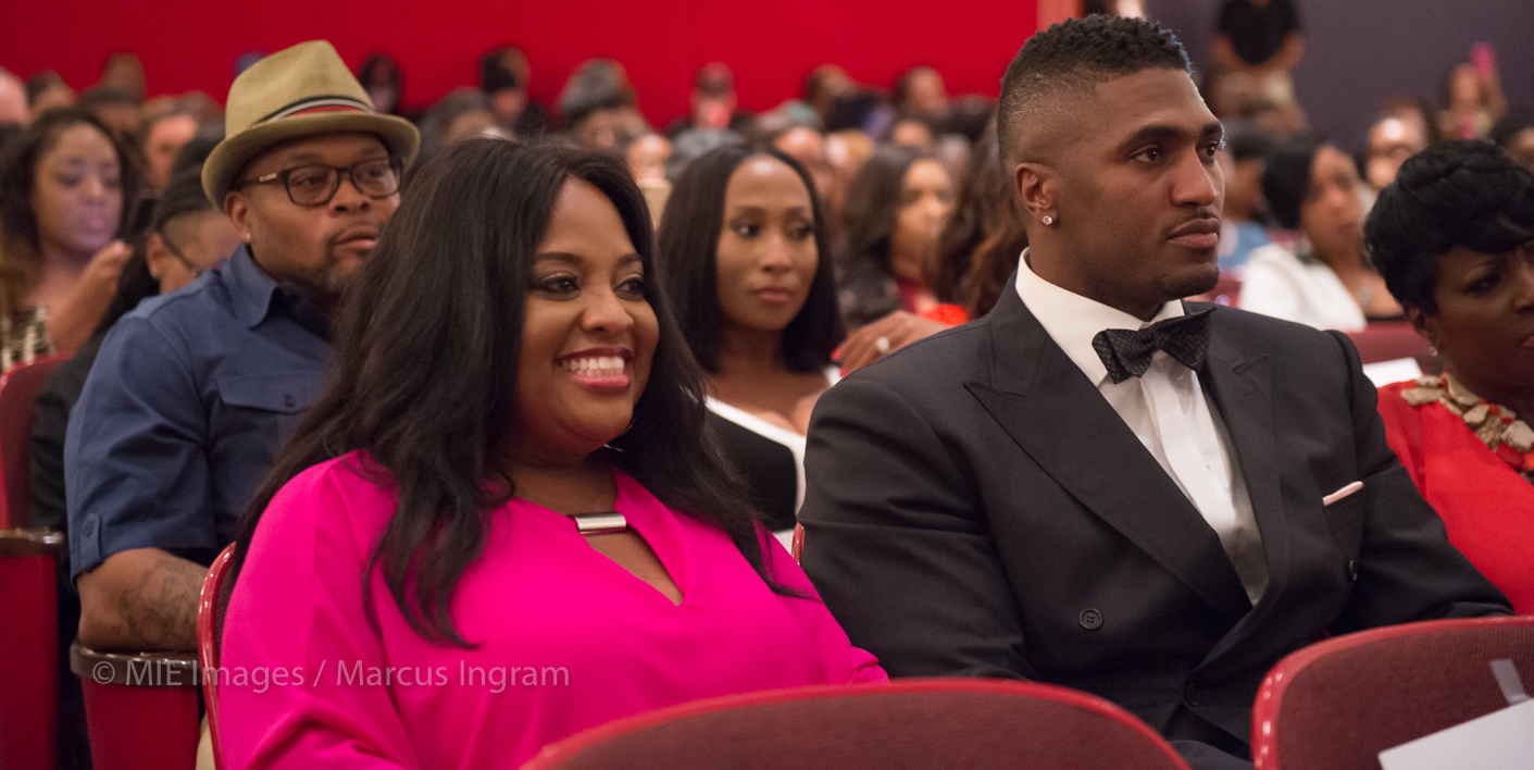 Sherri Shepherd in audience