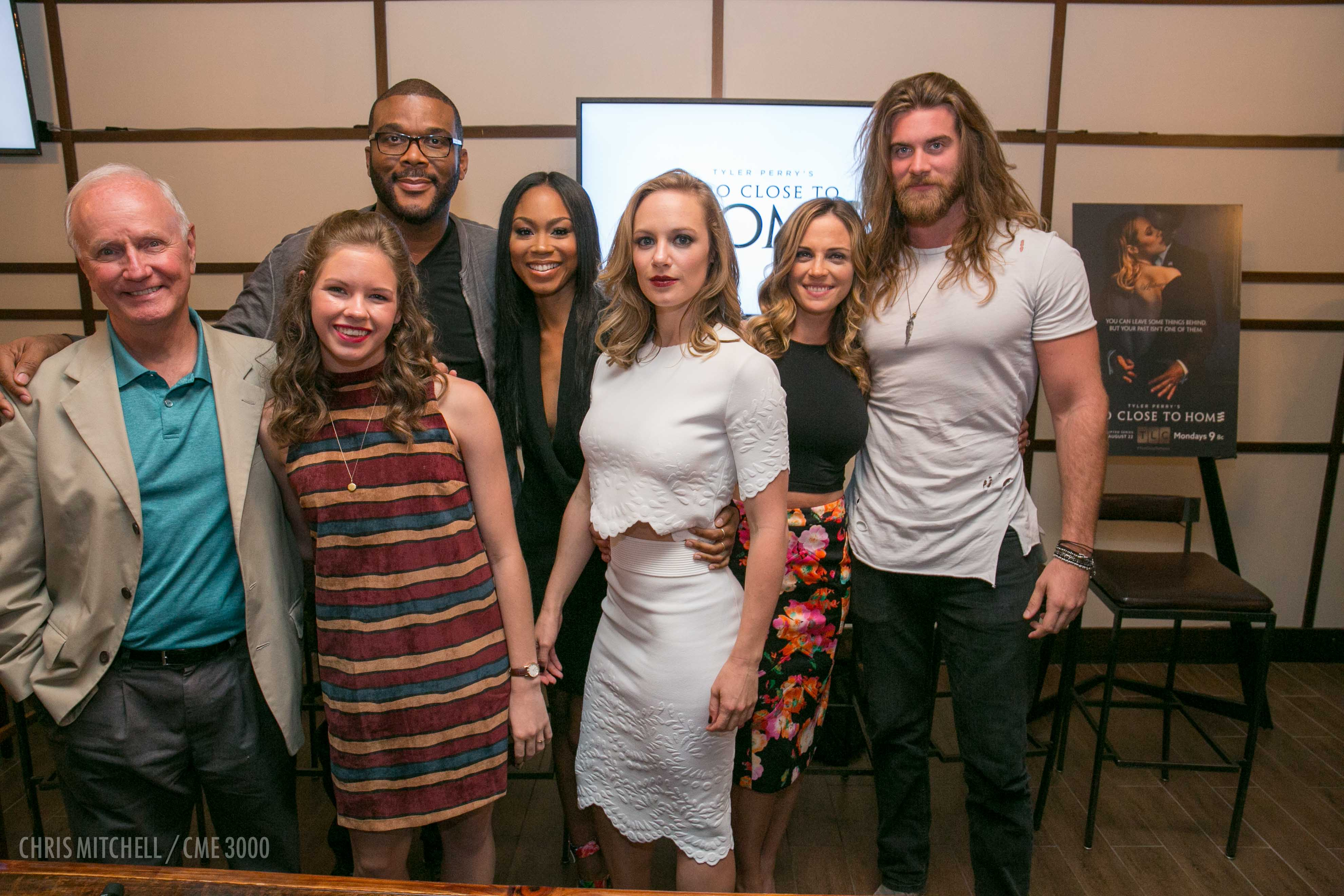 Tyler Perry New Show Too Close To Home