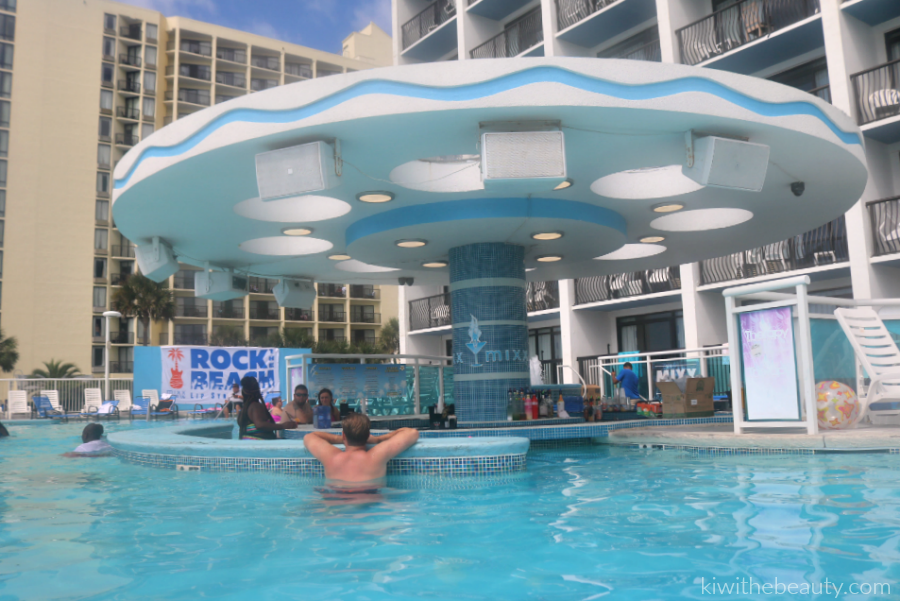 Swim Up Pool Bars Myrtle Beach