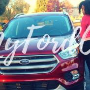 2017 Ford Escape + Essence #MyFordCity Takes Atlanta