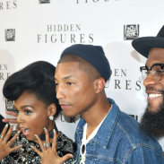 HIDDEN FIGURES ATLANTA VIP SCREENING AND LISTENING PARTY WITH JANELLE MONAE + PHARRELL WILLIAMS