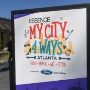 Essence Magazine and Ford Presents #MyFordCity Atlanta Recap
