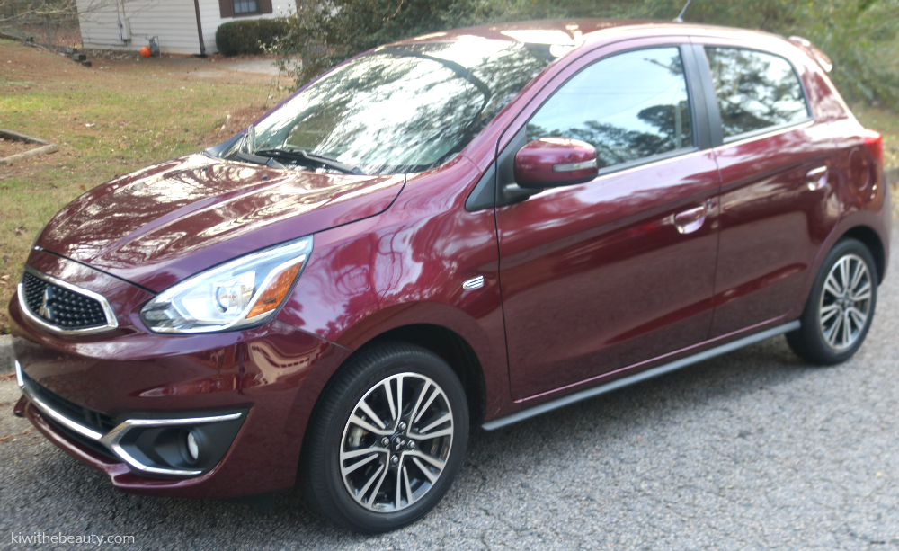 2017 Mitsubishi Mirage GT-Car Review-blog