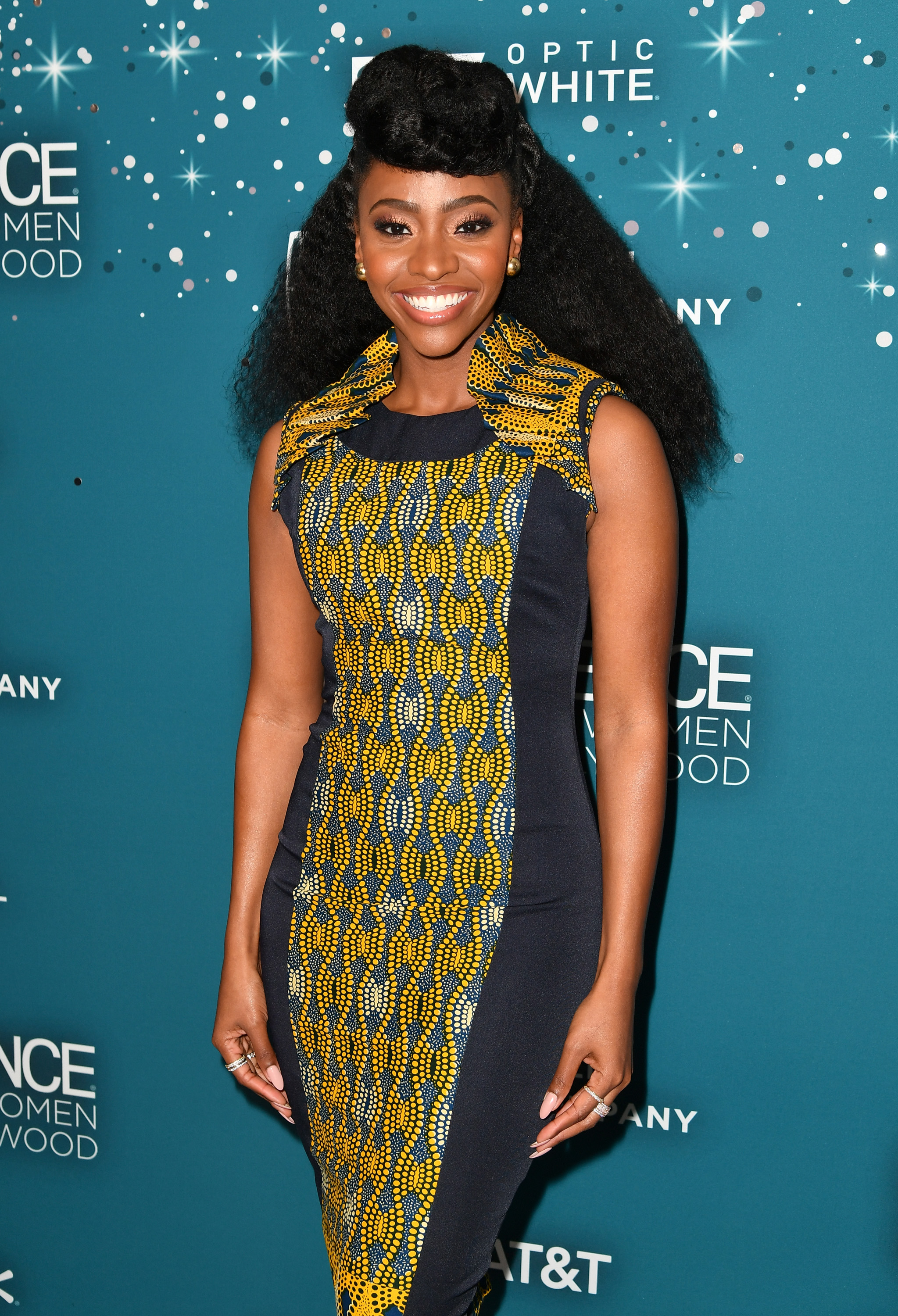 Essence Black Women In Hollywood Awards - Red Carpet