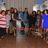 NBCS TAKEN Press Dinner with Brooklyn Sudano & Gaius Charles