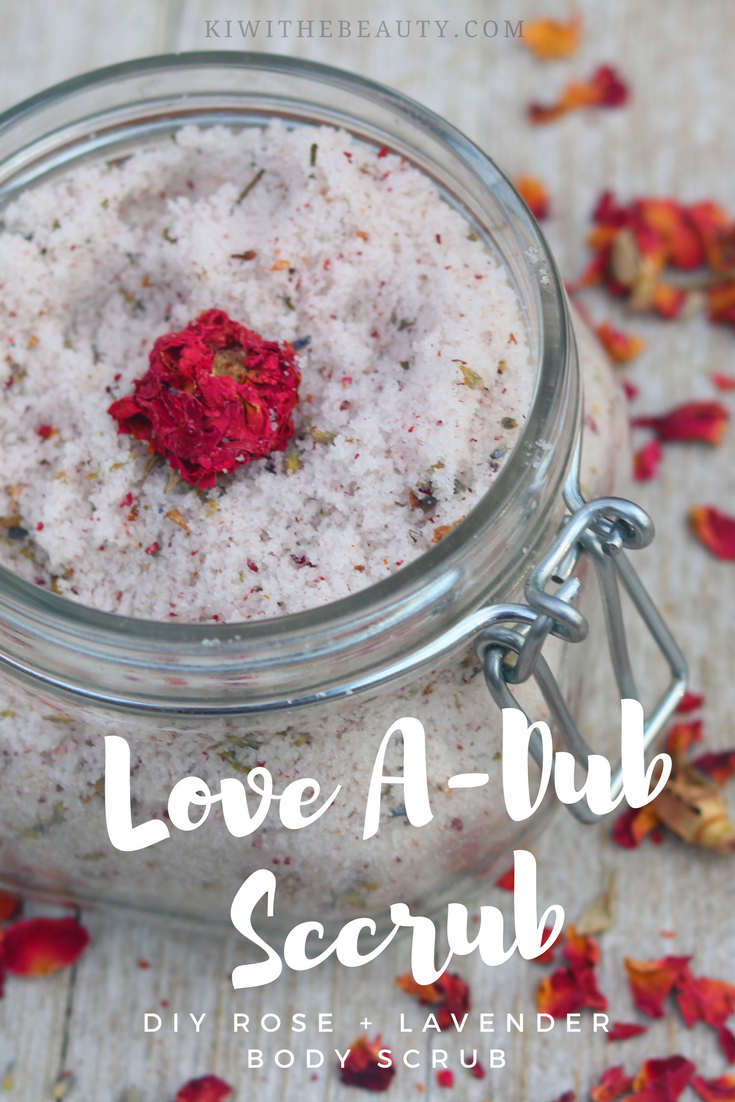 Love-A-Dub-Scrub-Rose-Lavender-Body-Scrub-DIY-Beauty-Valentines-Day-Gift