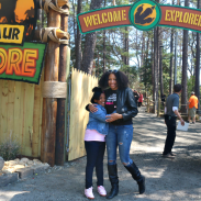 Have a Dino-Mite Time at Dinosaur Explore in Stone Mountain Park