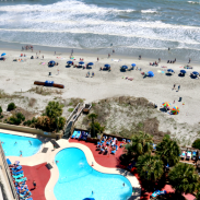 Where To Stay in Myrtle Beach: Beach Cove Resorts