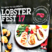 Cheers & Celebrating LobsterFest at Red Lobster