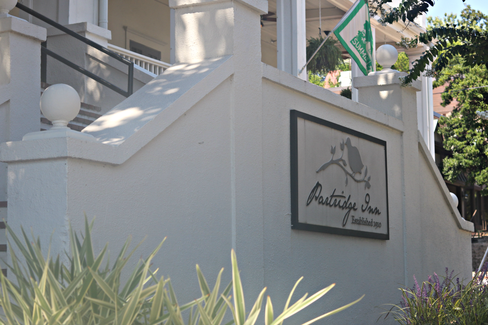Known As U201cThe Grand Hotel Of The Classic South,u201d And Beloved By Heads Of  State, Business Luminaries And Celebrities For Over A Century, The  Partridge Inn ...