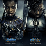 I WANT TO GO TO WAKANDA! [NEW MARVEL BLACK PANTHER MOVIE POSTERS]