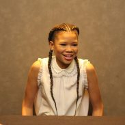 Exclusive Interview with Star of A Wrinkle In Time: Storm Reid #WrinkleInTimeEvent