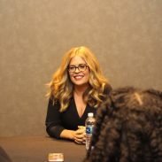 Exclusive Interview with Screenwriter Jennifer Lee bring A Wrinkle In Time from Novel to Screen #WrinkleInTimeEvent