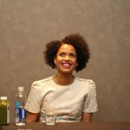 Exclusive Interview with Co-Star of A Wrinkle In Time: Gugu Mbatha-Raw #WrinkleInTimeEvent