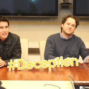 You Won't Believe Your Eyes with ABC's New Show Deception #ABCTVEvent #Deception