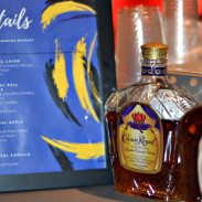 Crown Royal Salutes Our Troops with Crowning Courage Event with the Atlanta Hawks! #CrowningCourage