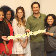 [INTERVIEW] ABC's Splitting Up Together A Co-Parenting Comedy: Chatting with Stars Oliver Hudson and Lindsay Price