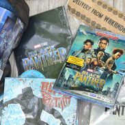 OWN WAKANDA FOREVER MARVEL STUDIOS' BLACK PANTHER 4K Ultra HD™, Blu-ray™, DVD | 10 THINGS YOU NEVER KNEW ABOUT THE BLACK PANTHER MOVIE