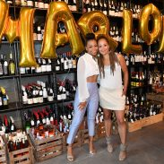 BRUNCH WITH THE BEAUTIES OF NBC'S MARLON | ESSENCE ATKIN & BRESHA WEBB