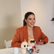Exclusive Interview with the Voices of Disney/Pixar Incredibles 2: Voyd (Sophia Bush) #Incredibles2Event