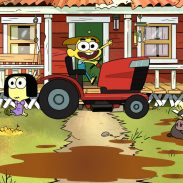 FROM THE COUNTRY TO CITY: DISNEY CHANNEL'S NEWEST ANIMATED SERIES BIG CITY GREENS