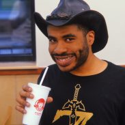 Weeknight Date with my Autistic Brother at Wendys!
