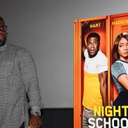 KEVIN HART'S NEW SMART COMEDY 'NIGHT SCHOOL' RED CARPET AND PRE-SCREENING IN ATLANTA