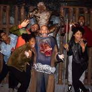 SCARE YOURSELF SILLY: ALL NEW NETHERWORLD HAUNTED HOUSE IN STONE MOUNTAIN
