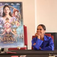 Exclusive Interview: Misty Copeland as Ballerina Princess in Disney's Nutcracker and The Four Realms #DisneysNutcrackerEvent